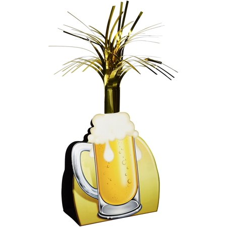 Beer Mug Centerpieces (57358 Beer Mug Centerpiece, 15-Inch, This item is a great value! By)