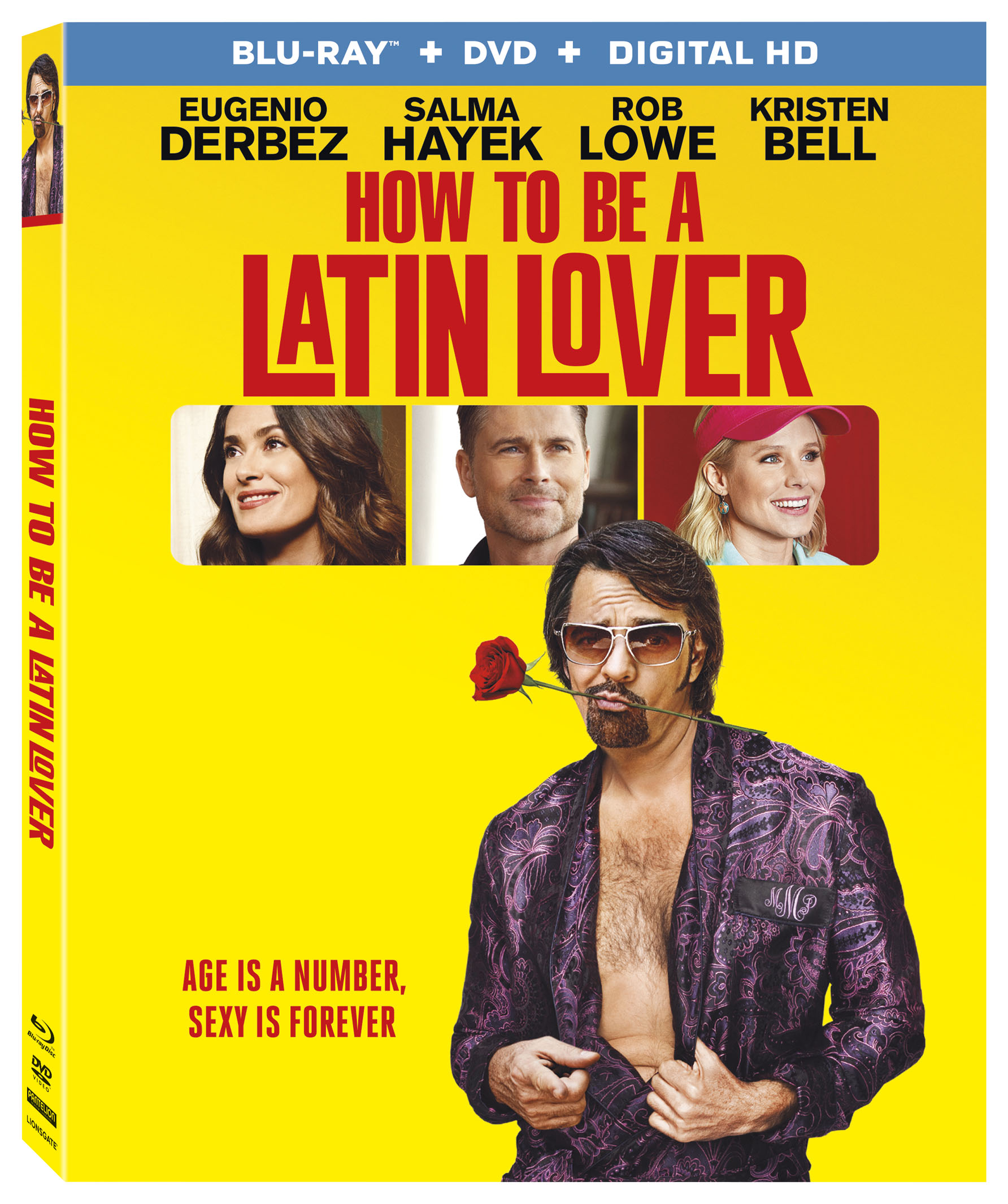 How To Be A Latin Lover (Blu-ray + DVD + Digital HD) by LIONS GATE