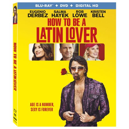 - How To Be A Latin Lover (Blu-ray + DVD + Digital HD)