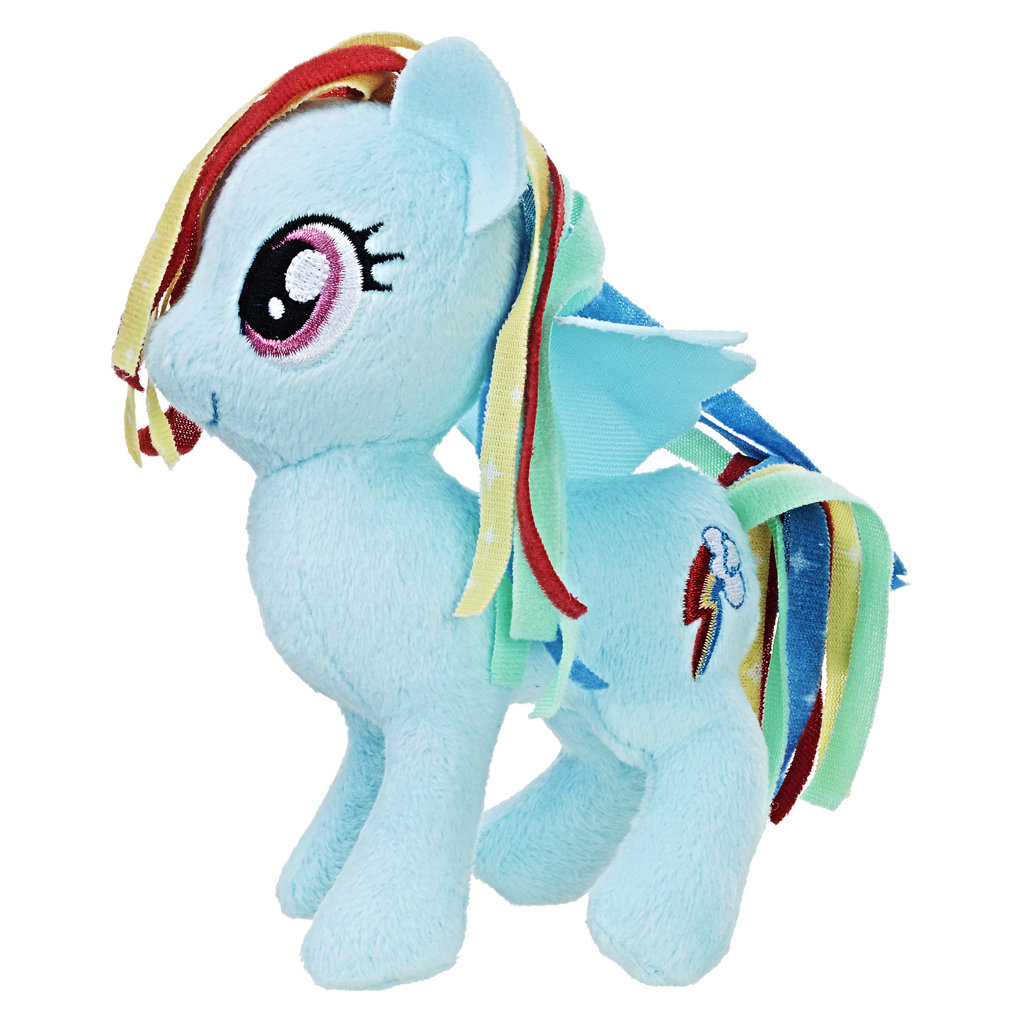 My Little Pony Friendship is Magic Rainbow Dash Small Plush by Hasbro