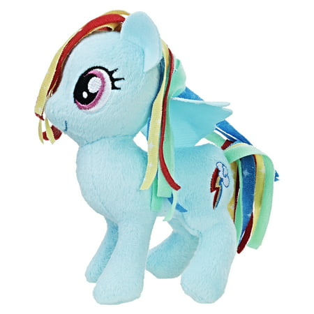 My Little Pony Friendship is Magic Rainbow Dash Small Plush (Dash Baby Product)