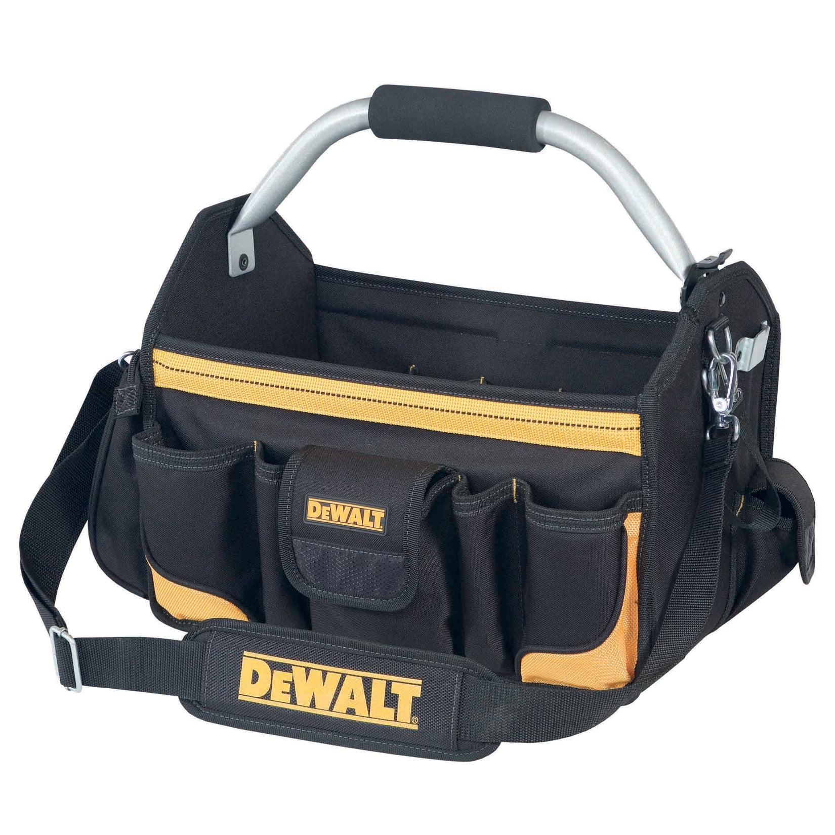 "CLC Work Gear DG5587 14"" Open Top Tool Bag by Custom Leathercraft"