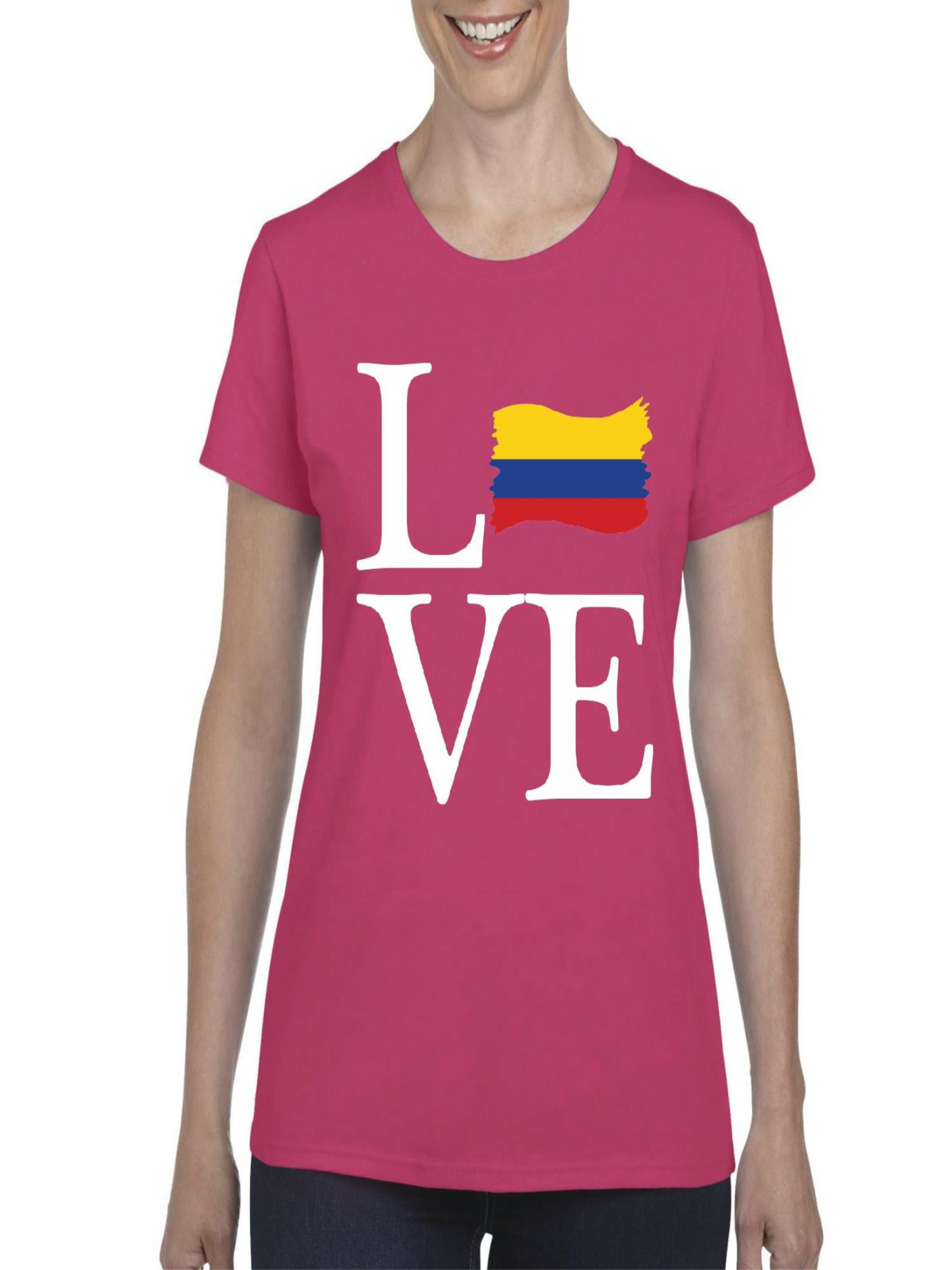 Proud To Be Colombian And Colombian Flag Toddler Kid T-shirt Tee 6mo Thru 7t