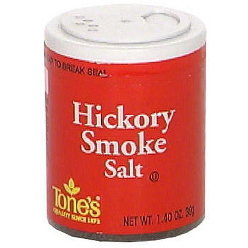 Tone's Hickory Smoke Salt, 1.40 oz (Pack of 6)