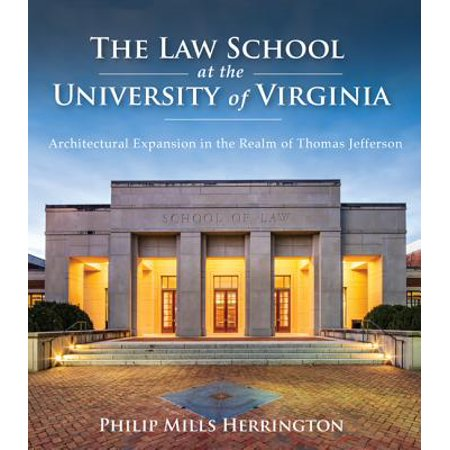 The Law School at the University of Virginia (Hardcover) - Virginia Halloween Mask Law