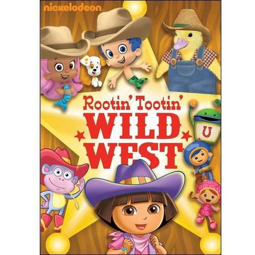 Nickelodeon Favorites: Rootin' Tootin' Wild West (Full Frame)