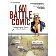 I Am Battle Comic by