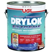 United Gilsonite 1 Gallon White Drylok Extreme Masonry Waterproofer  28613 - Pack of 2