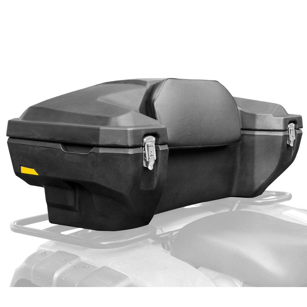 Rage Powersports Lockable Hard-Side Rear ATV Storage Box ...