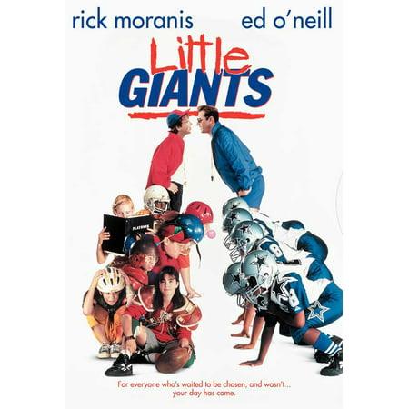 Little Giants (1994) 11x17 Movie Poster - Ellen Halloween 2017 Set