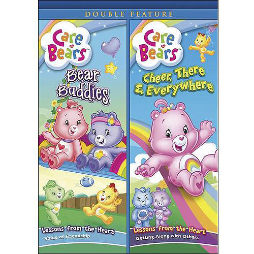 Care Bears: Bear Buddies   Cheer, There And Everywhere (Double Feature) (Full Frame) by Trimark Home Video