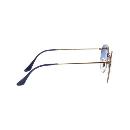 9ce02e76078 Ray-Ban Round Metal Bronze-Copper Sunglasses