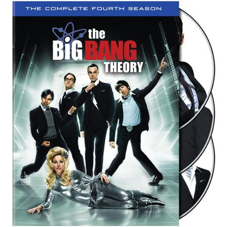The Big Bang Theory  The Complete Fourth Season