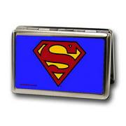 Superman Logo Business Card Holder