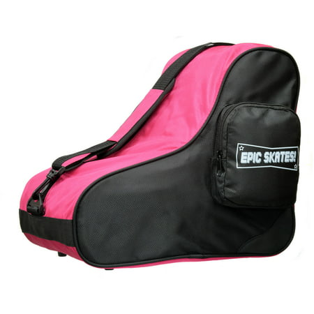 Epic Pink/Black Premium Skate Bag