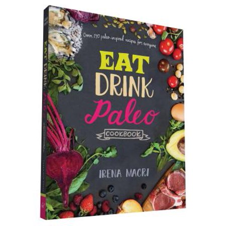 Eat Drink Paleo Cookbook : Over 110 Paleo-Inspired Recipes for Everyone - Festive Halloween Drink Recipes