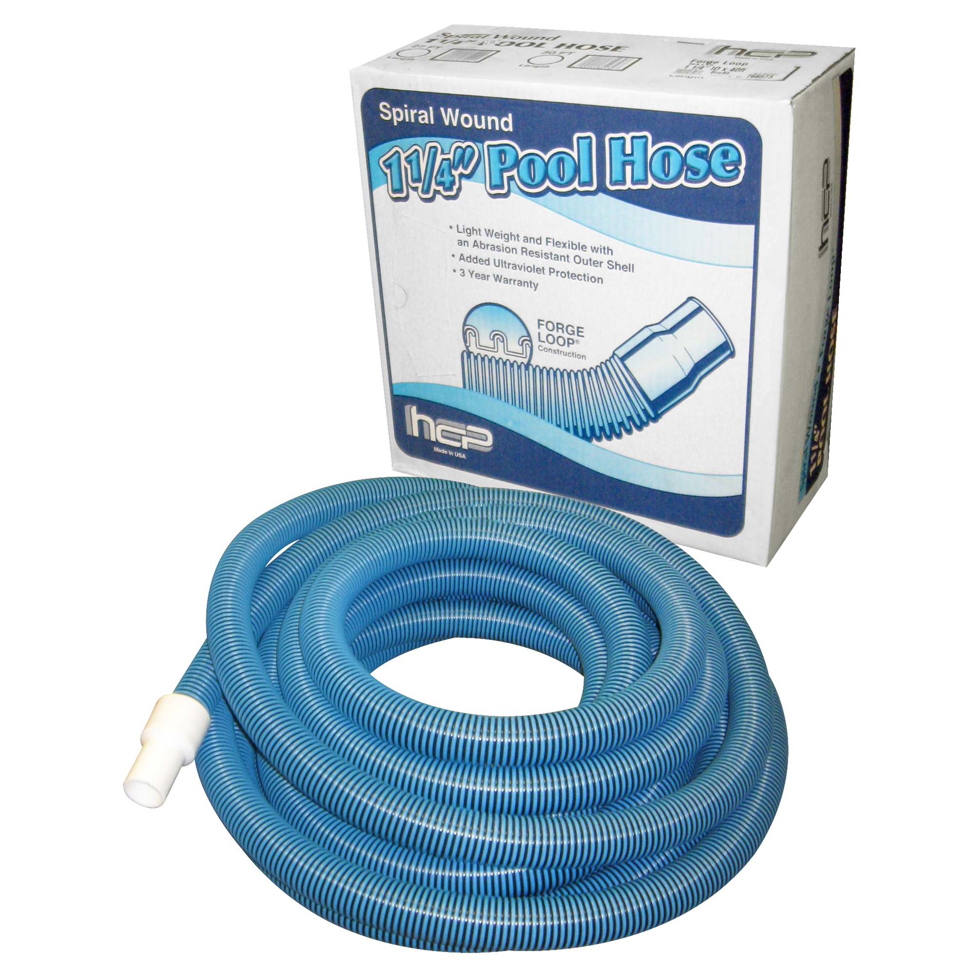 Haviland 18-ft x 1-1/4-in Vac Hose for Above Ground Pools