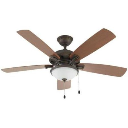 Home decorators collection north lake 52 in oil rubbed bronze ceiling fan