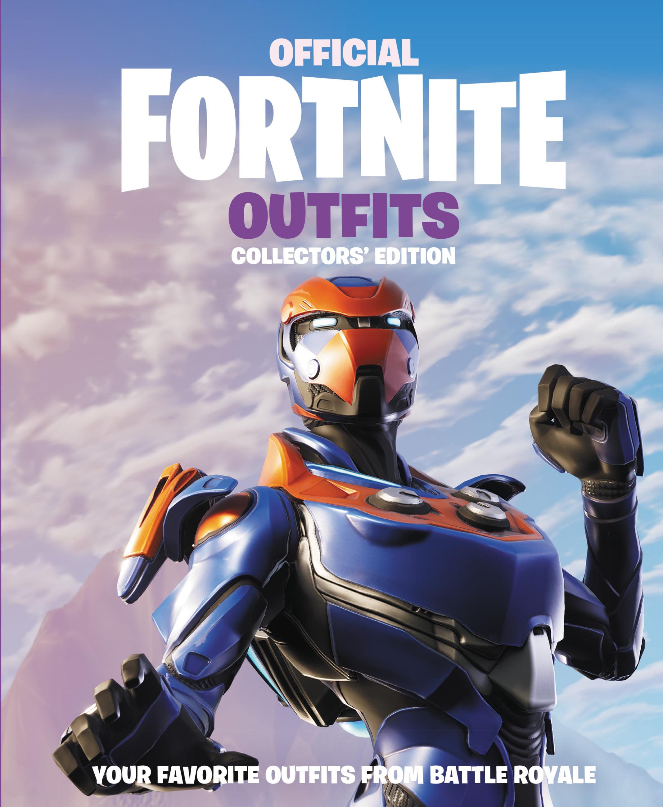 Fortnite Camp Uk Fortnite Official Outfits Collectors Edition Walmart Com Walmart Com