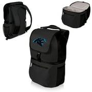 Carolina Panthers Zuma Cooler Backpack - Black - No Size
