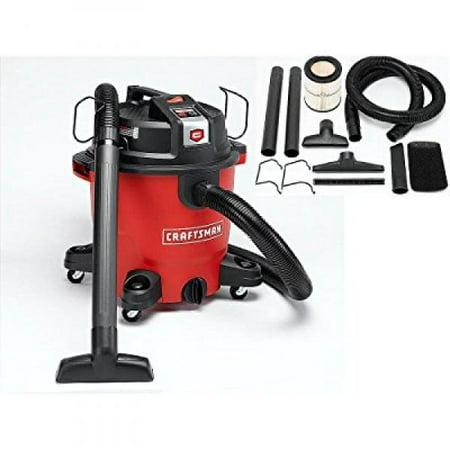 Craftsman XSP 12 Gallon 5.5 Peak HP Wet/Dry Vac Craftsman Wet Dry Vacuums