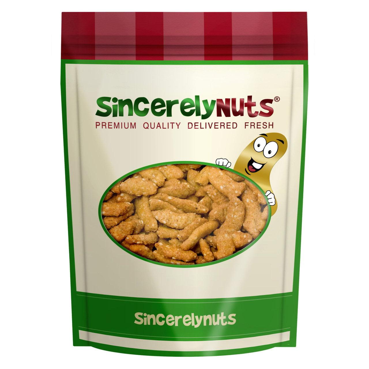 Sincerely Nuts Garlic Sesame Sticks, 3 LB Bag