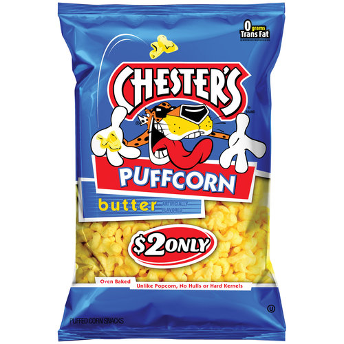 Frito Lay Chesters  Puffcorn, 4.5 oz