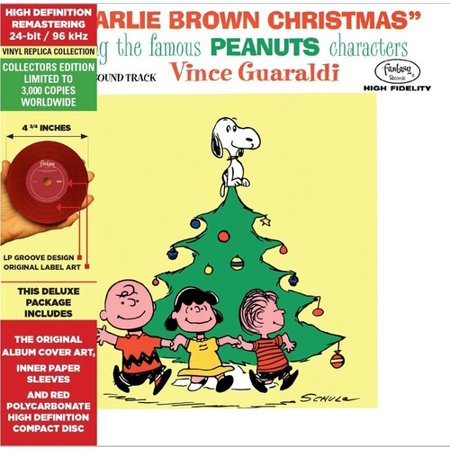 A Charlie Brown Christmas (CD) (Remaster) (Limited Edition)](Charlie Brown Halloween Soundtrack)