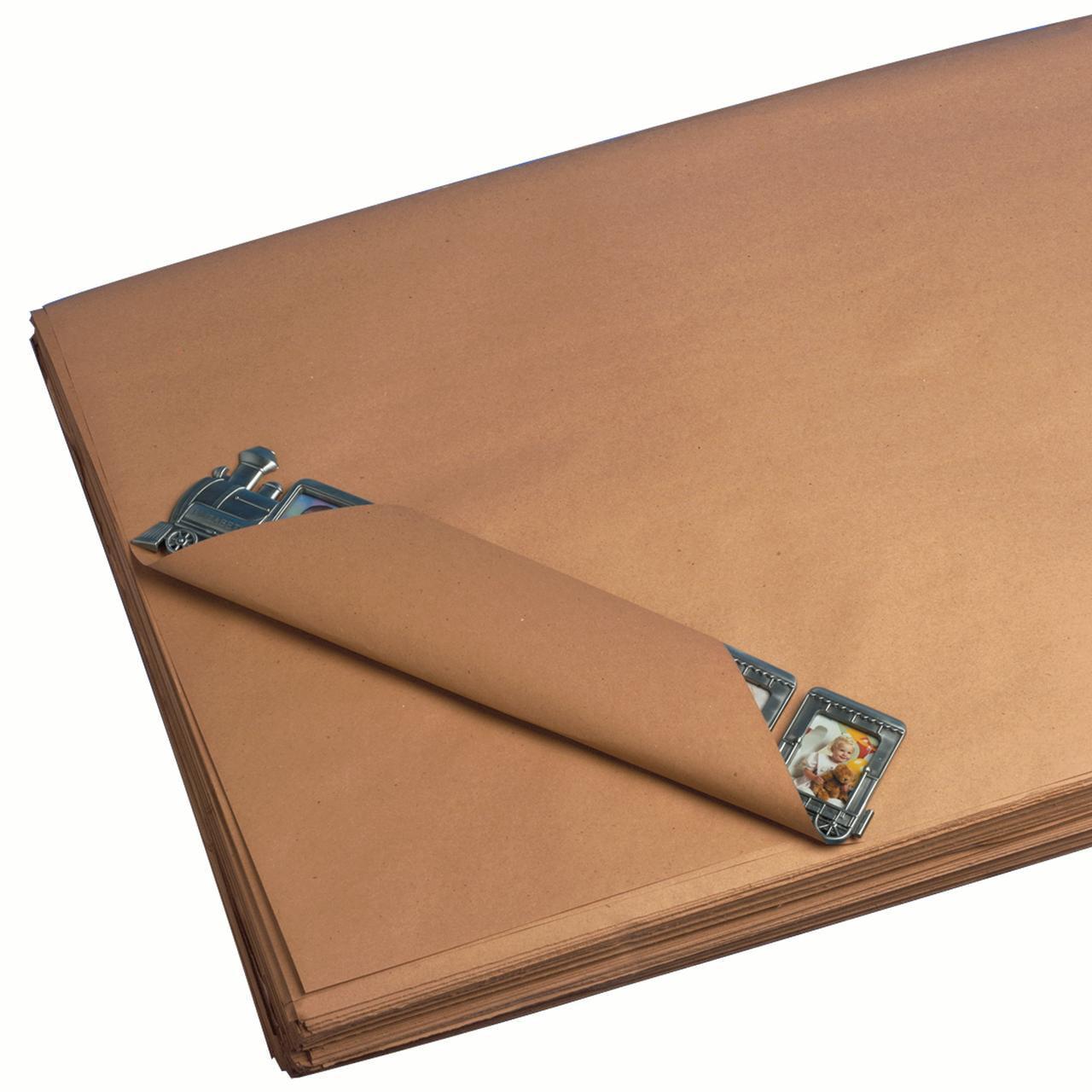 Box Partners Kraft Paper Sheet,30#,18x24,Kraft,1667/CS - BXP KPS182430