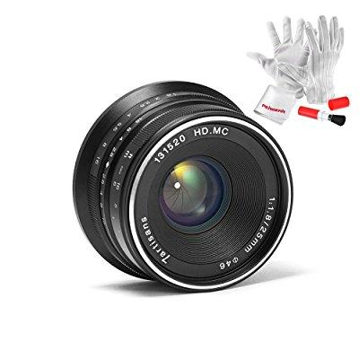 7artisans 25mm f1 8 manual focus prime fixed lens for sony emount rh walmart com NEX-3 Cable NEX-3 Cable