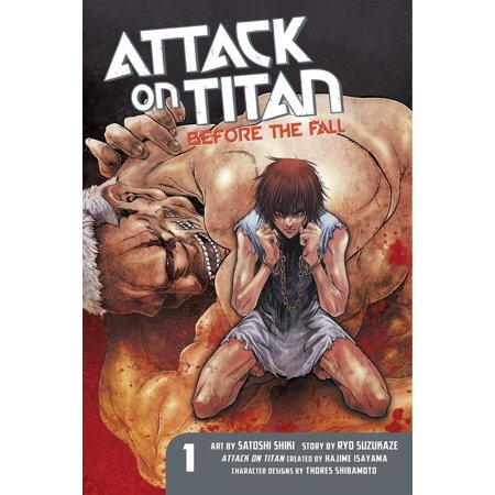 Attack on Titan: Before the Fall 1 (Attack On Titan Xbox One Release Date)