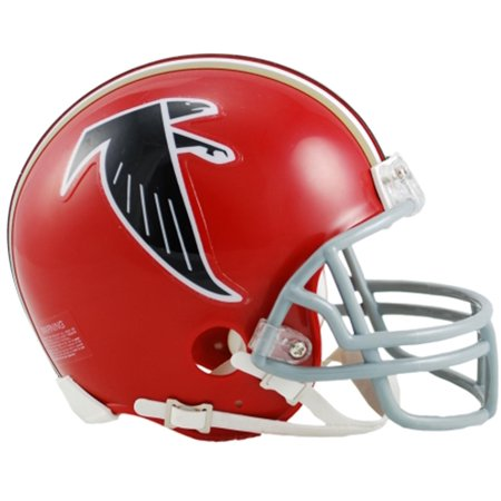 more photos b370c 4eb01 Riddell Atlanta Falcons Throwback 1966-1969 VSR4 Mini Football Helmet