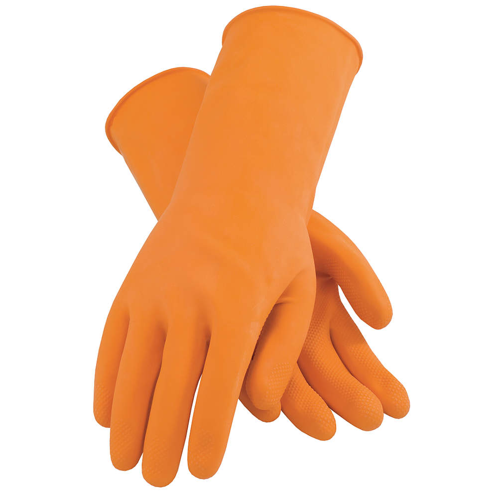 BOUTON OPTICAL Chemical Resistant Gloves 48-L302T/L