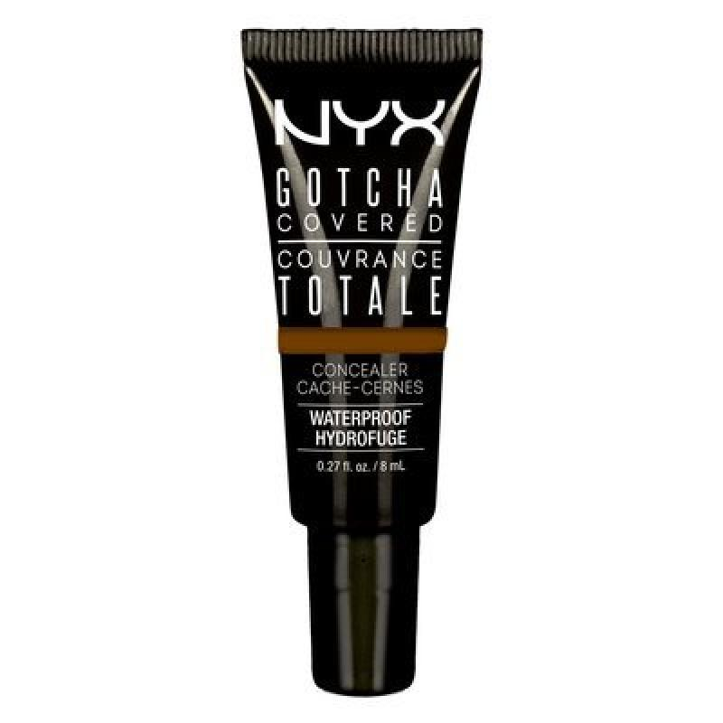 NYX Cosmetics NYX Gotcha Covered Concealer, 0.27 oz