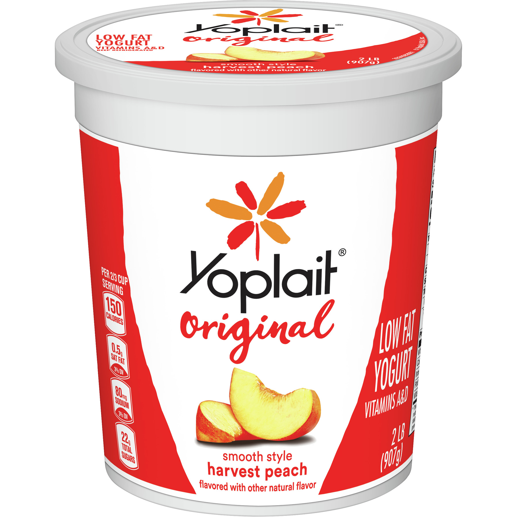 » When It Comes to Yogurt, Size and Ingredients Matter |Yoplait Yogurt Ingredients