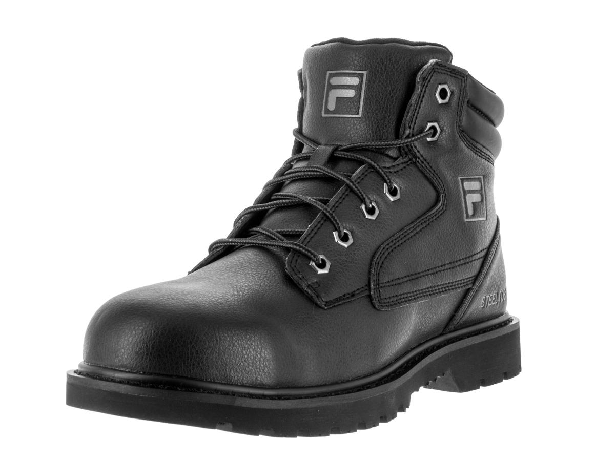 Men's Fila, Landing Steel Steel Toe Work Boots