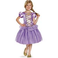 Rapunzel Classic Child Halloween Costume, One Szie, M (7-8)