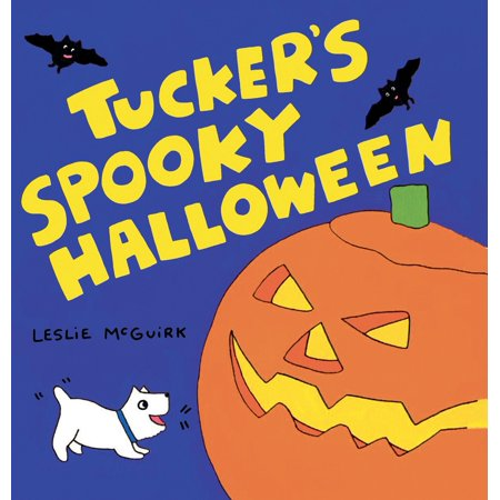 Tucker's Spooky Halloween - Spooky Ways To Say Happy Halloween