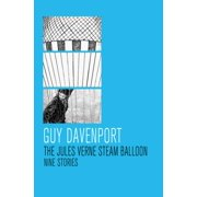 The Jules Verne Steam Balloon - eBook