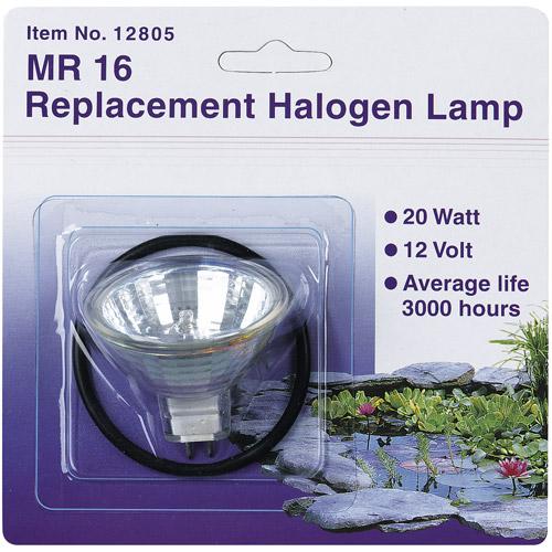 Pondmaster 12805 Halogen Replacement Bulb