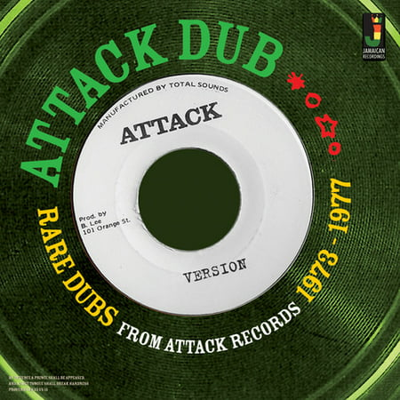 Attack Dub: Rare Dubs from Attack Records 73 / Va (Rare Record Search)