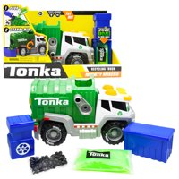 Deals on Basic Fun Tonka Mega Machines Mighty Mixers L&S Recycling Truck