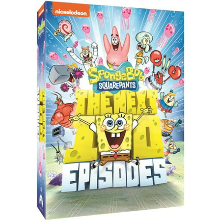 SpongeBob SquarePants: The Next 100 Episodes (DVD) - Jessie Tv Show Halloween Episode