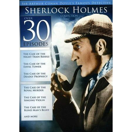 Sherlock Holmes Collection (DVD)](Overcoat Sherlock)