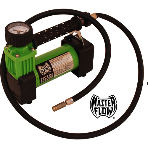 Masterflow 12v Basic Air Compressor / Inflator