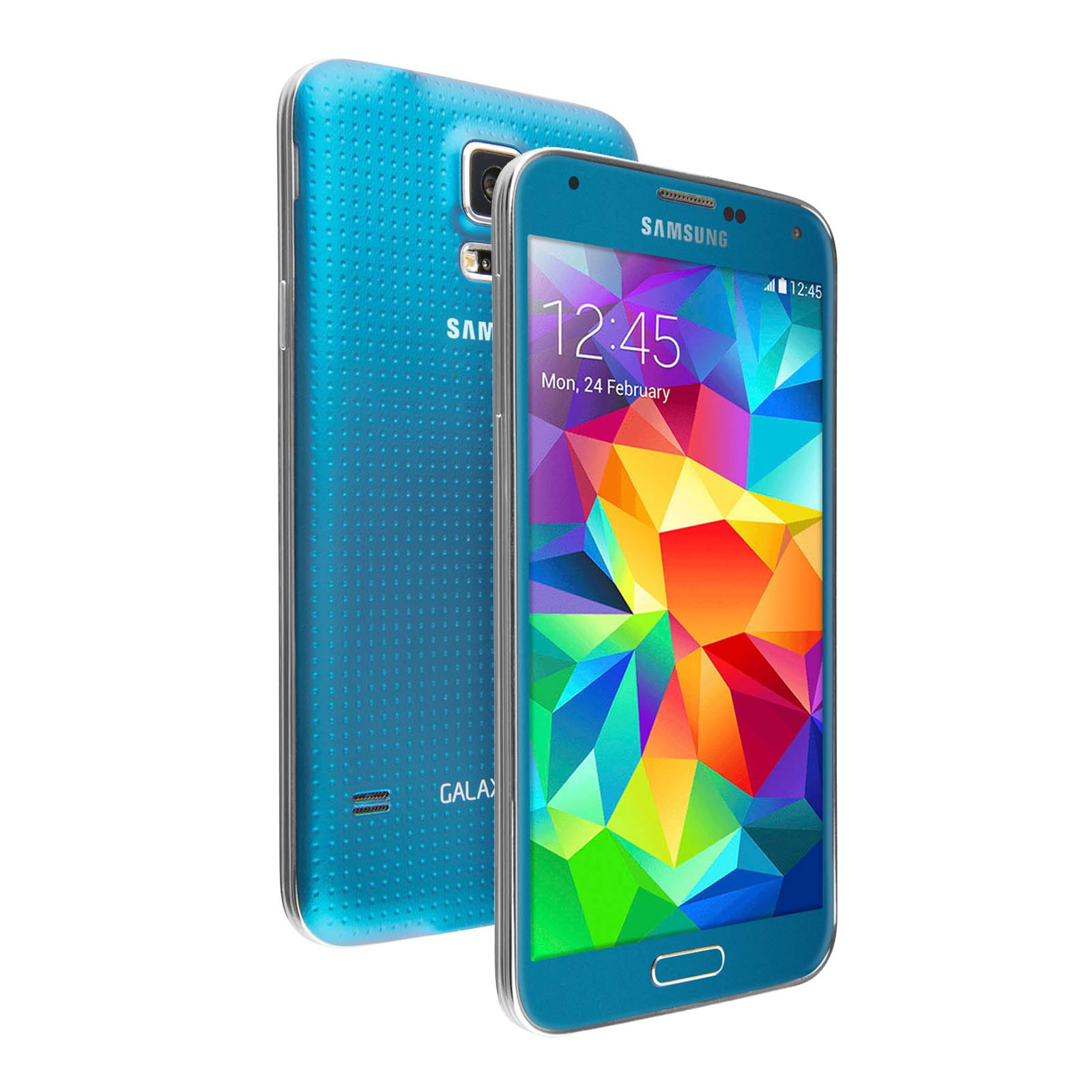 Samsung Galaxy S5 Verizon + GSM Factory Unlocked 16GB 4G ...