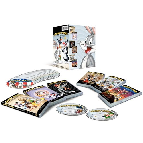 Looney Tunes Golden Collection: Volumes 1-6 (Full Frame)