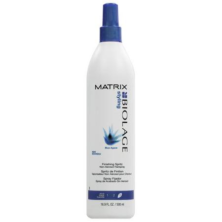 Spritz Gift (Matrix Biolage Styling Firm Hold Finishing Spritz, 16.9 Fl Oz)