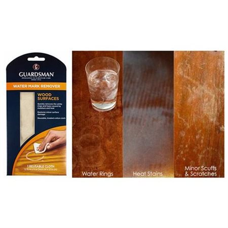 Guardsman Water Mark Remover Cloth (Remover Cloths)