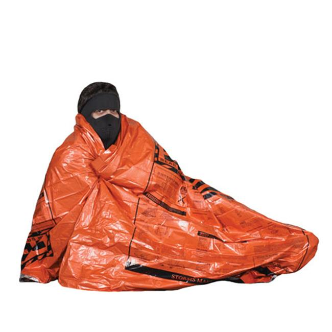 Click here to buy Polarshield Emergency Blanket Orange Outdoor by Fox Outdoor.